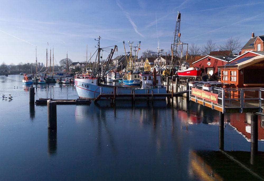 Hafen von Eckernförde