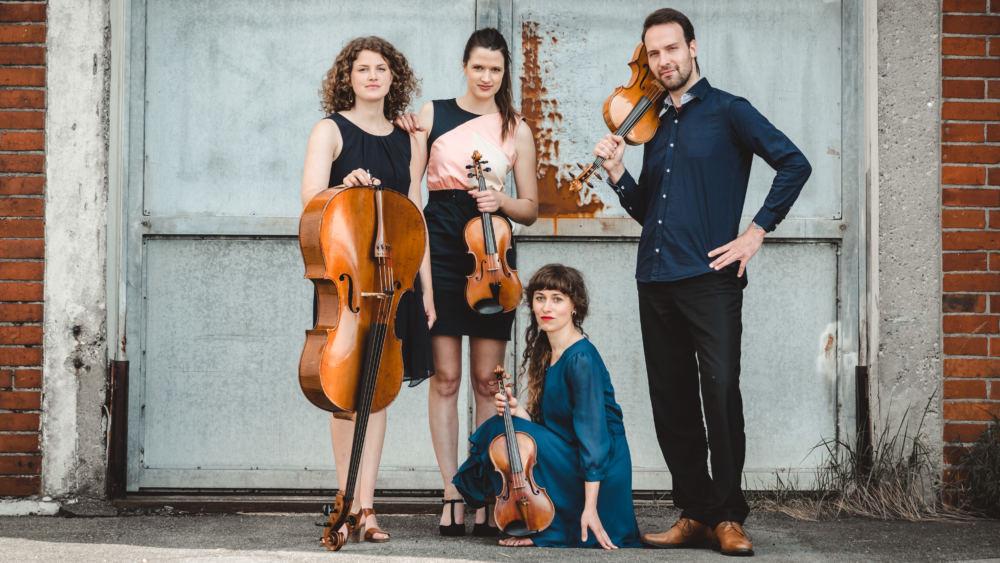 Das Canea Quartett