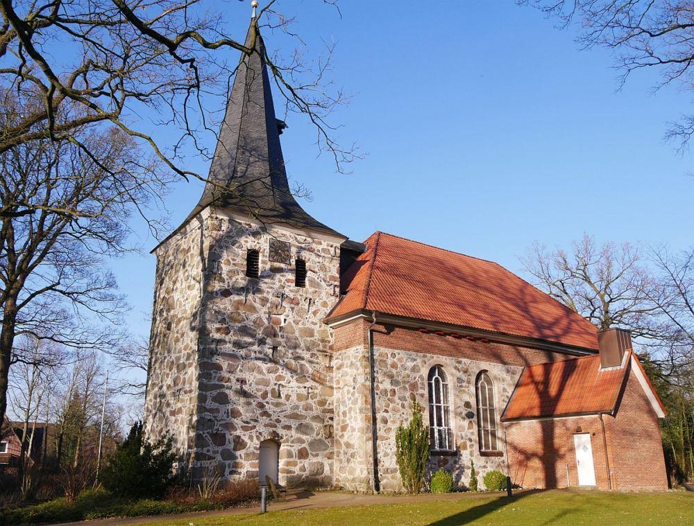 St. Petri-Kirche in Mulsum
