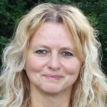 Gemeindesekretärin Susanne Jönsson