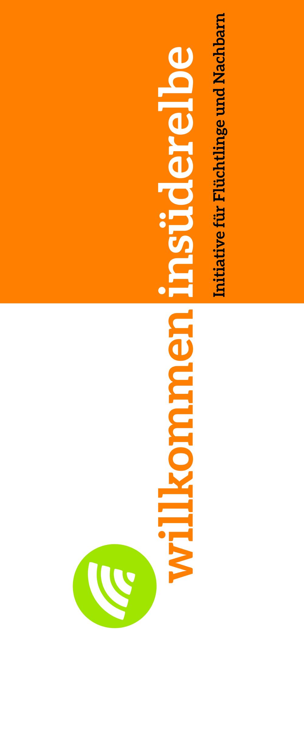 Logo der Flüchtlingsinitiative Willkommen in Süderelbe